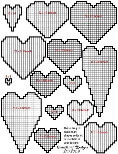 heart pattern plastic canvas plastic canvas heart patterns via samantha begay
