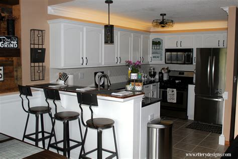 diy kitchen remodel ideas our diy kitchen remodel the reveal ellery designs