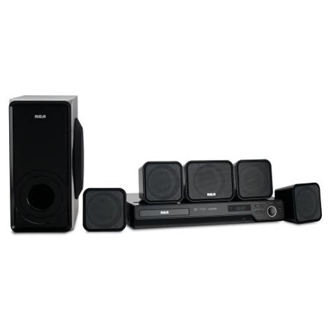 review rca rtd325w dvd home theater system with