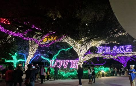the lights festival houston 2017 houston zoo lights 2017 beat the crowds at houston s