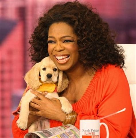 oprah s dogs oprah and our pets healthy paws pet insurance