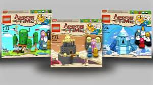 Lego ideas the adventure time project