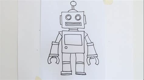 Drawing Robot how to draw robot
