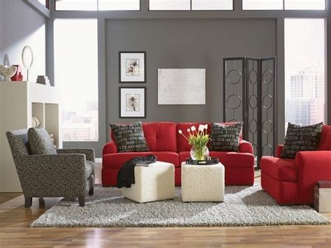 how to decorate with a red couch red sofa room design ideas www energywarden net