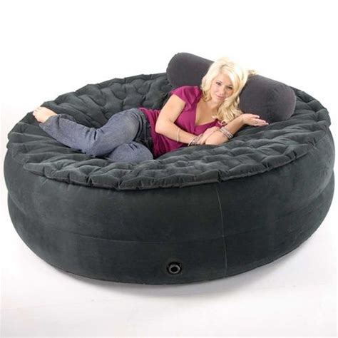 Bean Bag Chairs With Speakers by Sumo Sac Beanless Bean Bag Chair Bed For The Home