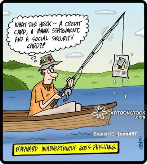 Phishing Cartoons and Comics   funny pictures from