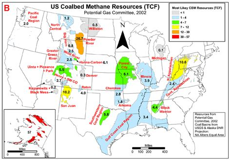 map of the united states natural resources united states natural resources map