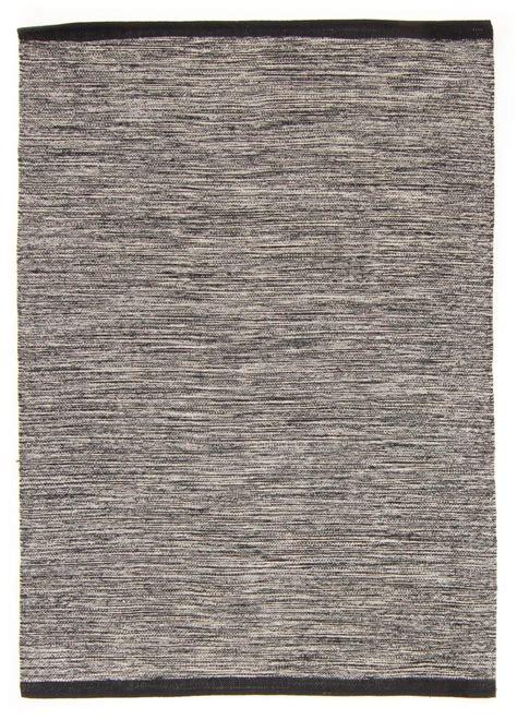 rag rugs large slite grey 160 x 230 cm