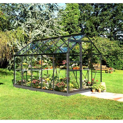 serre de jardin en promo pack serre de jardin 6 2m 178 et verre popular embase halls