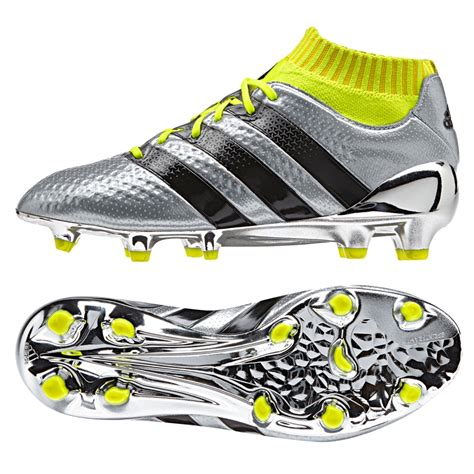 adidas soccer shoes for adidas ace 16 1 primeknit youth fg soccer cleats silver