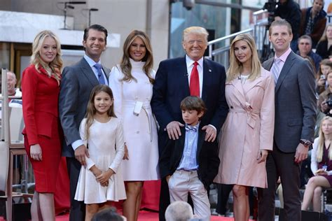 the first family a look at the trump first family ball state daily