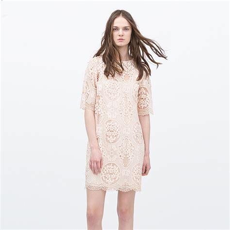 Big Size Lace Dress M 6xl lanlan m 7xl brand plus size lace dress vintage summer