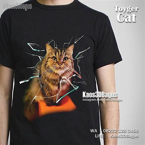 Tshirt Kucing Lucu by 17 Best Ideas About Toyger Cat On Pretty Cats