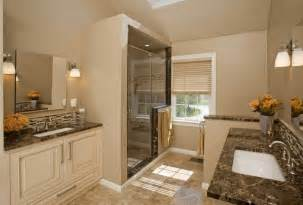 bathroom remodeled master bathrooms ideas with bamboo
