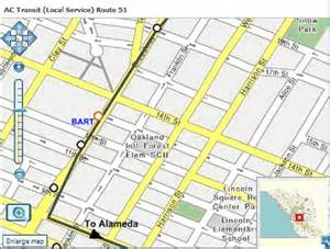 Bart Map Richmond by Ebeaa Directions