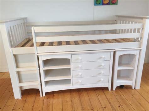 Cameo Bunk Bed Julian Bowen Cameo Sleep Station For Sale In Swords Dublin From Pmandublin