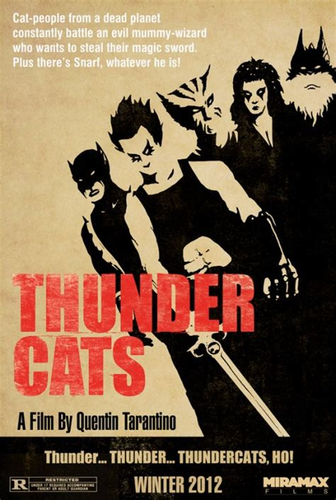 quentin tarantino the film geek files pdf quentin tarantino s thundercats neatorama