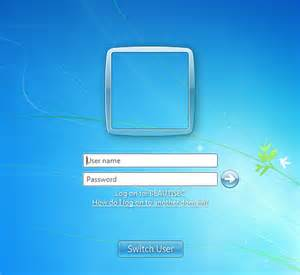 business logon domain login win7 all that s evil