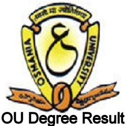 Ou Mba 1st Sem Results 2017 by Ou Degree 2nd 4th Sem Result 2018 Check Now