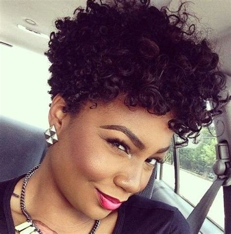 curls on neck length natural hair easy hairstyles for natural curly hair new natural