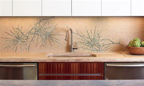 contemporary kitchen backsplashes 16 wonderful mosaic kitchen backsplashes