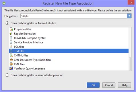 android file associations how to register new file type association with mp3 android codedump io