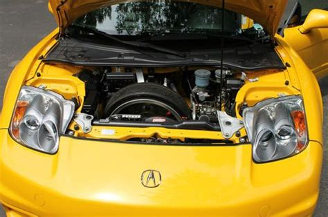 find used 2004 acura nsx rio yellow pearl onyx 6 spd manual in luxemburg wisconsin united