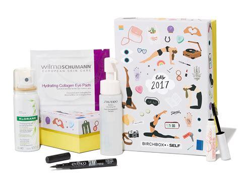 Self Magazine Giveaways - catenya mchenry giveaway january birchbox self magazine box catenya mchenry