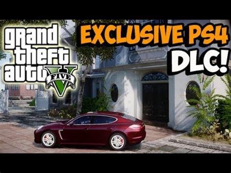 New Ps4 Gta V New Ltd gta 5 ps4 exclusive dlc content new ps4 secret dlc update grand theft auto v