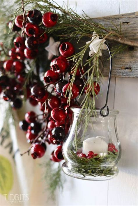 stunning natural christmas decorating ideas