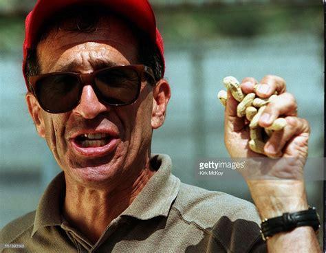 km peanut vendor richard aller  fired   dodger stadium job pictures getty images