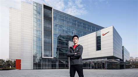nike opens the liu xiang center on its new greater china