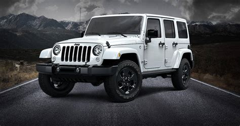 Jeep Unlimited Altitude 2015 Jeep Wrangler Unlimited Altitude Edition Review