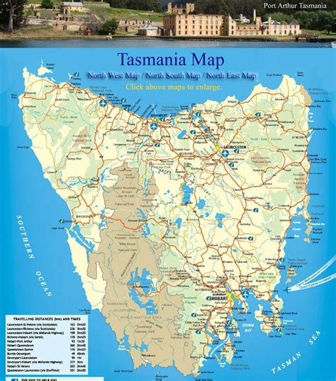 Free Detailed Search Large Tasmania Maps For Free And Print High Resolution And Detailed Maps