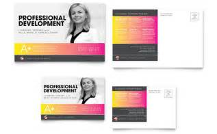business postcard template adult education amp business school postcard template design postcard template 25 download documents in psd pdf word