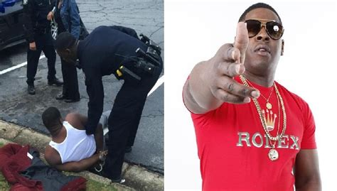 blac youngsta atlanta police explain their side in the blac youngsta