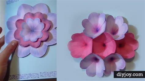 diy beautiful pop up flower card diy mother s day card creative diy mother s day card with pop up flowers