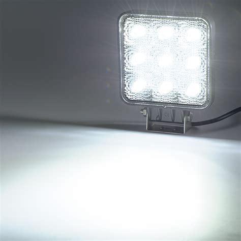Square Led Lights by Road Led Work Light Led Driving Light 5 Quot Square 19w 2 025 Lumens Led Work Lights