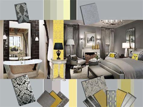 color scheme interior design trendy grey yellow interior design as a wedding color