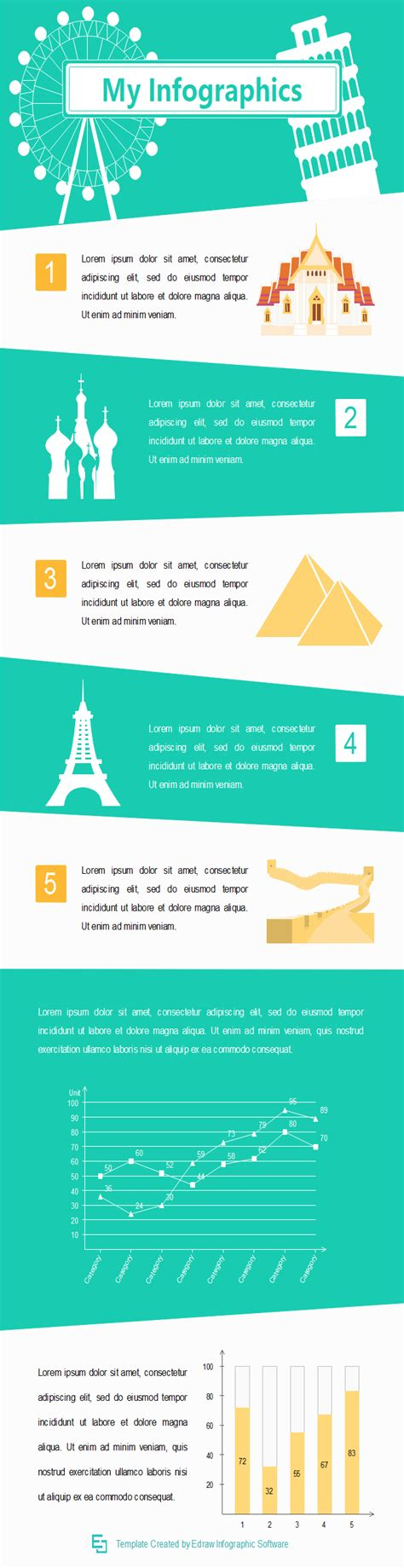 Travel Destination Infographic Free Travel Destination Infographic Templates Travel Infographic Template