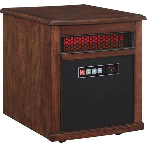 duraflame 5200 btu infrared quartz cabinet electric space heater quartz infrared heaters search engine at search com