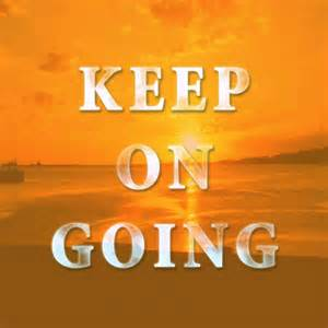 affirmart 3 words for positive change keep on going
