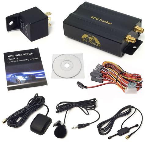tka car gps tracker system mini gpssmsgprs tracker
