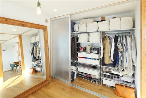 Japanese Closet by Style Simplicity In A Japanese Countryside Prefab Home