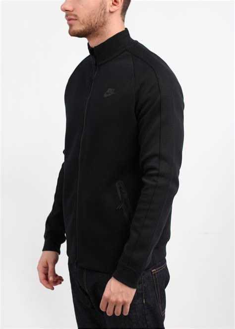 Jacket Nike Fleece nike tech fleece n98 track jacket black