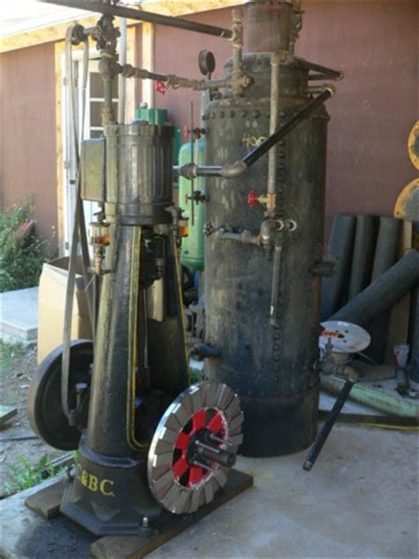 a of alternative homebrew energy enthusiasts are