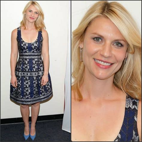 Style Of The Day Danes by Danes In Prabal Gurung At The Homeland Screening