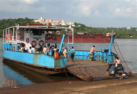 ferry boat goa this list essentially deal with the current affairs