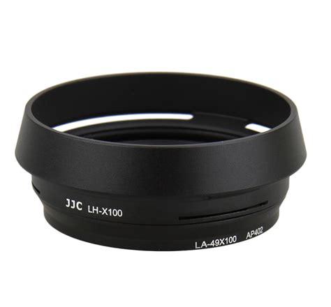 Fujifilm Lh X100 Lens Black jjc lh jx100 black lens for fujifilm lh x100