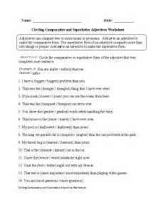 adverb worksheets for sixth graders adverb and adjective